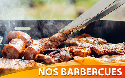 Nos barbecues
